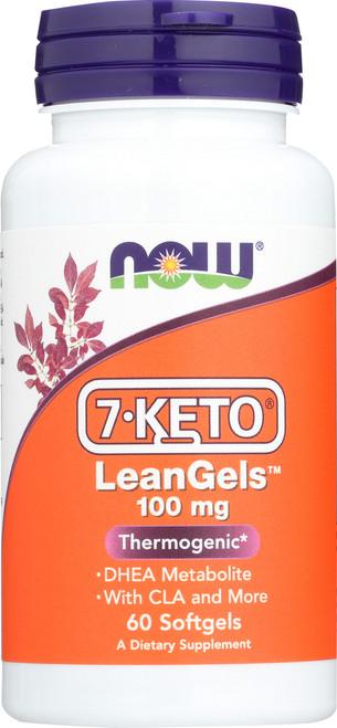 7-KETO® LeanGels™ 100 mg - 60 Softgels