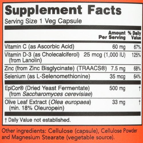 EpiCor® Plus Immunity - 60 Veg Capsules