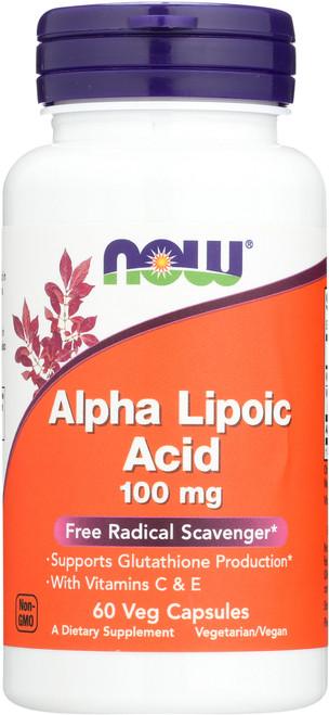 Alpha Lipoic Acid 100 mg - 60 Vcaps®