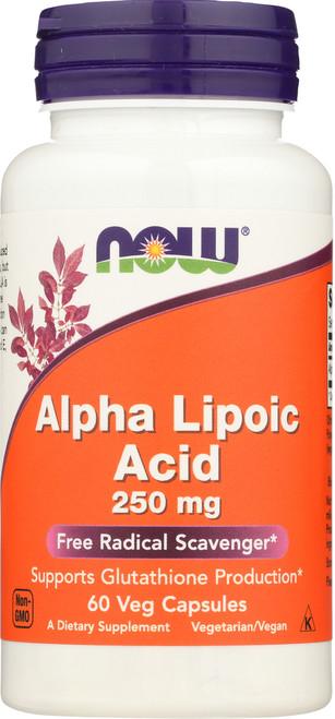 Alpha Lipoic Acid 250 mg - 60 Vcaps®