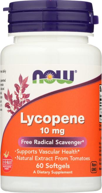 Lycopene 10 mg - 60 Softgels