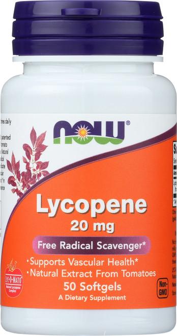 Lycopene - 50 Softgels