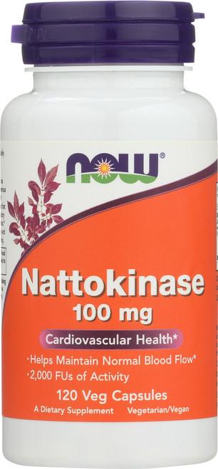 Nattokinase 100 mg - 120 Vcaps®