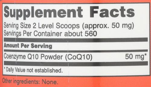 CoQ10 Pure Powder - 1 oz.