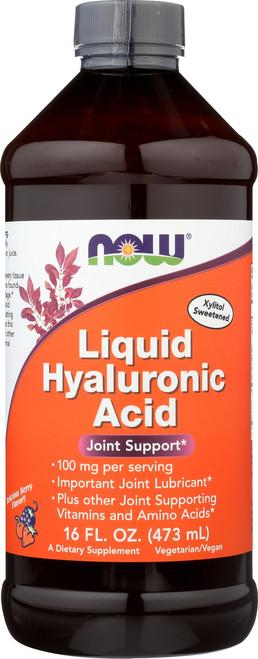 Liquid Hyaluronic Acid 100 mg - 16 fl. oz.