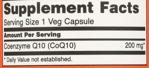 CoQ10 200 mg - 60 Vcaps®