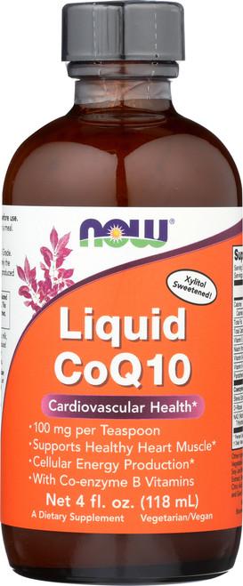 Liquid CoQ10 Orange Flavor - 4 oz.