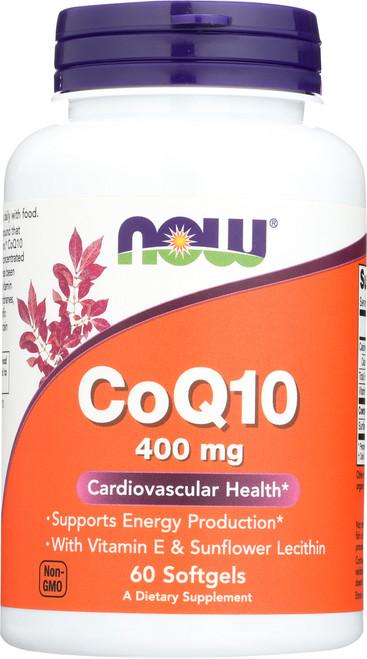 CoQ10 400 mg - 60 Softgels
