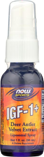 IGF-1+ Liposomal Spray - 1 oz.