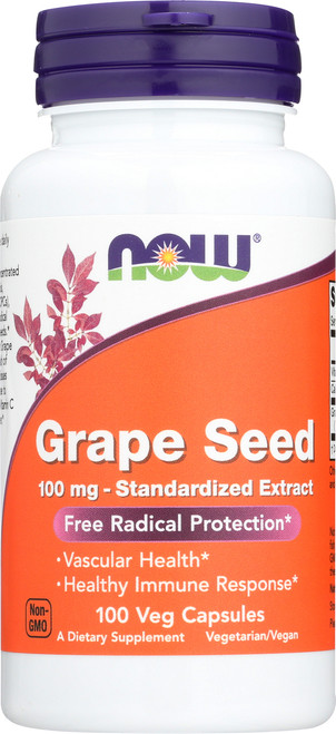 Grape Seed - 100 Vcaps®