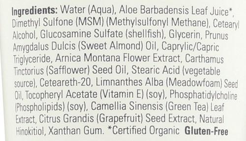 Glucosamine, MSM & Arnica Liposome Lotion - 8 fl. oz.
