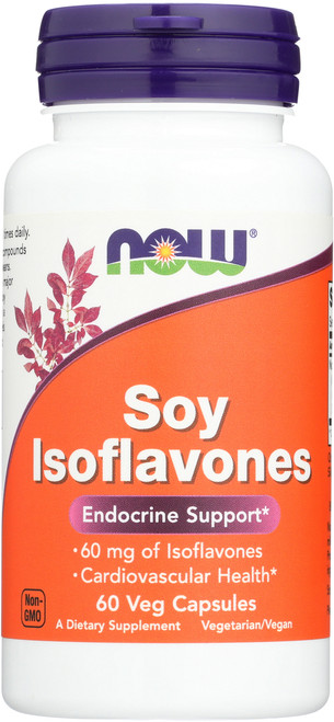 Soy Isoflavones 150 mg - 60 Vcaps® - Non-GE