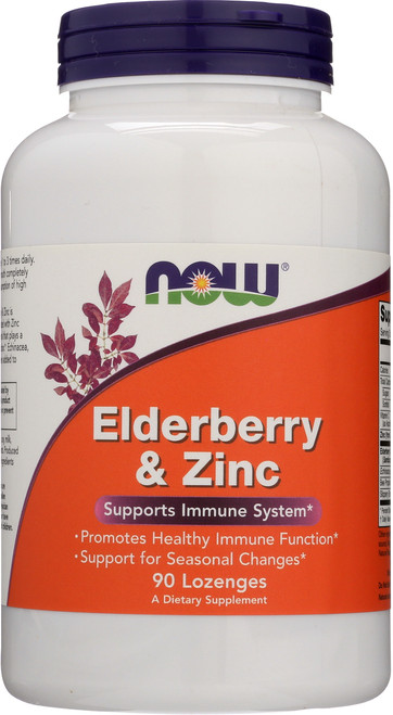Elderberry & Zinc - 90 Lozenges