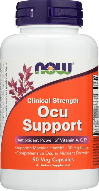 Ocu Support Clinical Strength - 90 Capsules