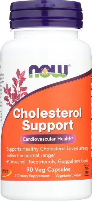 Cholesterol Support - 90 Veg Capsules