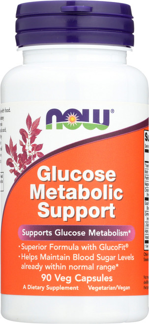 Glucose Metabolic Support - 90 Vcaps®