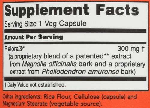 Relora® 300 mg - 120 Vcaps®