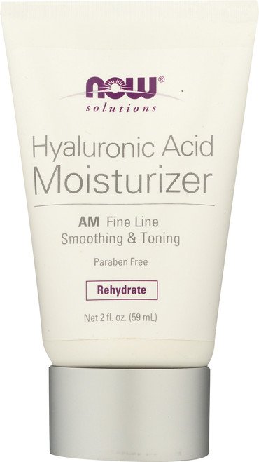 Hyaluronic Acid Moisturizer - 2 oz.