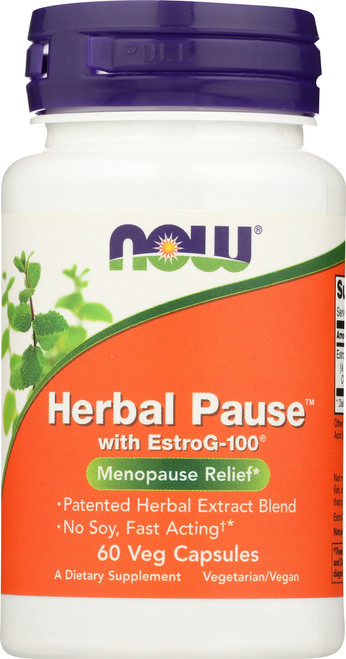 Herbal Pause™ with EstroG-100™ - 60 Vcaps®