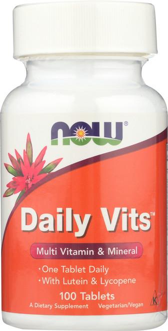 Daily Vits™ - 100 Tablets