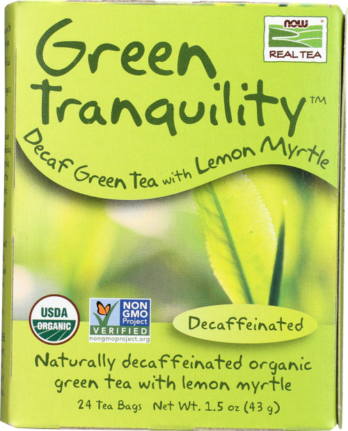 Green Tranquility™ Tea - 24 Tea Bags