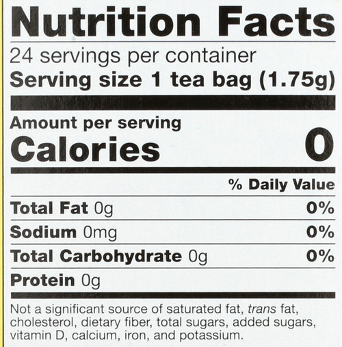 Ojibwa Herbal Cleansing Tea - 24 Tea Bags