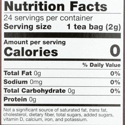 Queeze Ease™ Tea - 24 Tea Bags
