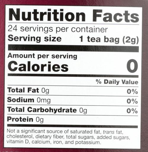 Organically Hip Hibiscus™ Tea - 24 Tea Bags