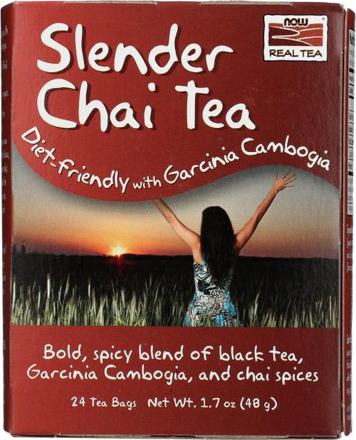 Slender Chai Tea - 24 Tea Bags