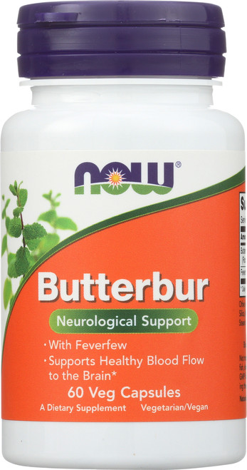 Butterbur - 60 Veg Capsules