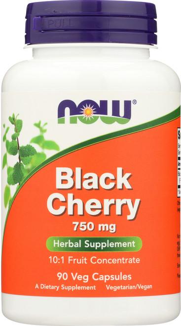 Black Cherry Fruit 750 mg - 90 Veg Capsules