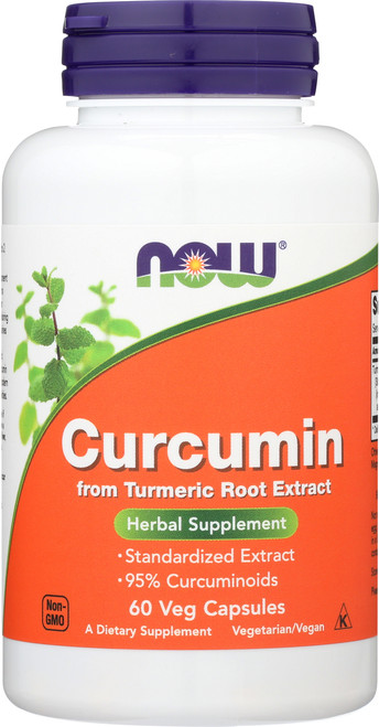 Curcumin - 60 Veg Capsules