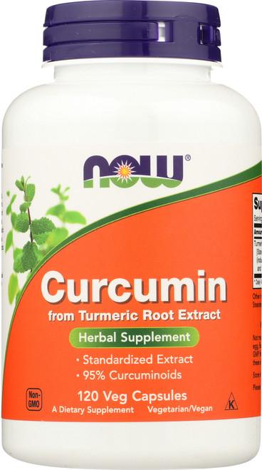 Curcumin - 120 Veg Capsules