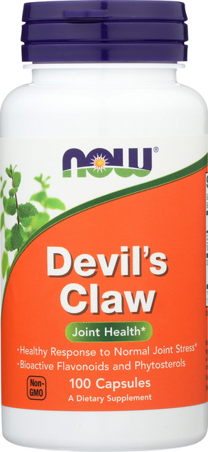 Devil's Claw 500 mg - 100 Capsules