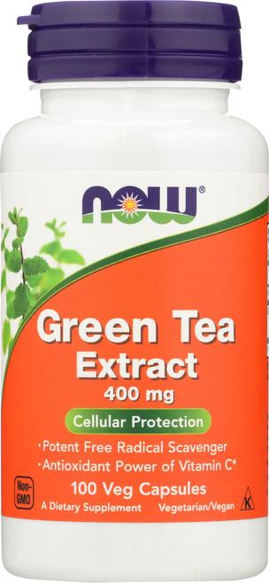 Green Tea Extract 400 mg - 100 Capsules