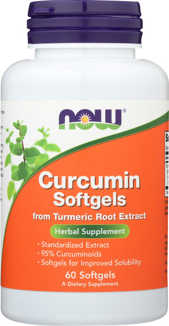 Curcumin Softgels - 60 Softgels