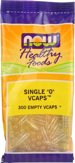 "Vcaps® ""0"" Non-gelatin Vegetarian - 300 Vcaps®"