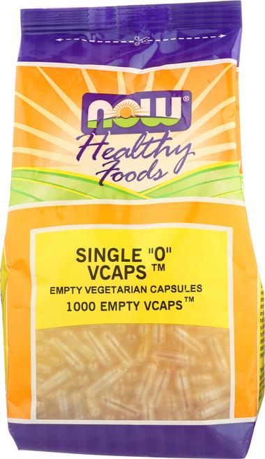 "Vcaps® ""0"" Non-gelatin Vegetarian - 1000 Vcaps®"