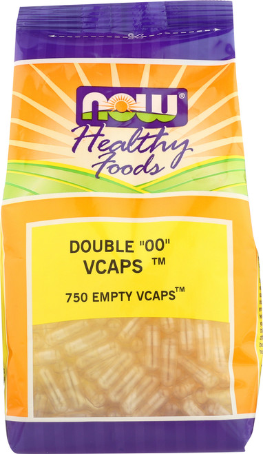 "Vcaps® ""00"" Non-gelatin Vegetarian - 750 VCaps®"