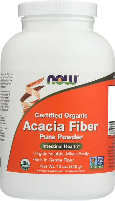 Acacia Fiber Organic Powder - 12 oz.