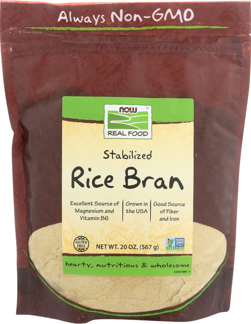 Rice Bran - 20 oz