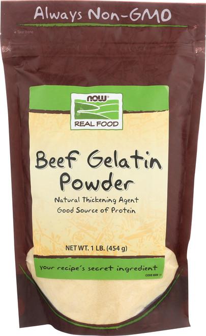 Beef Gelatin Powder - 1 lb.