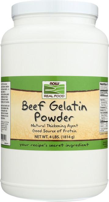 Beef Gelatin Powder - 4 lbs.