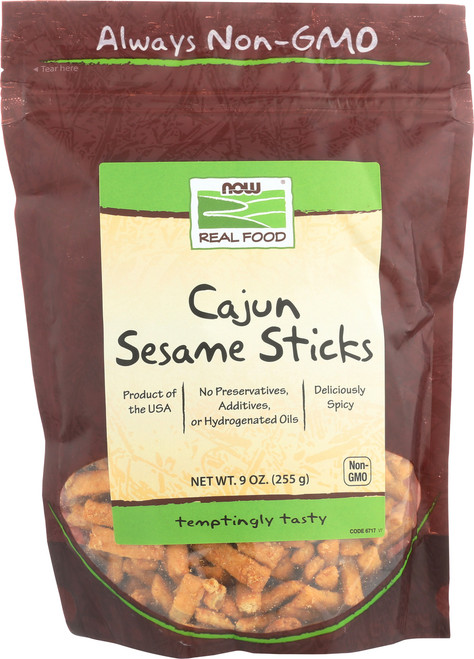 Cajun Sesame Sticks - 9 oz.