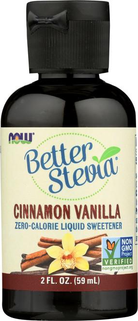 BetterStevia® Cinnamon Vanilla - 2 fl. oz.