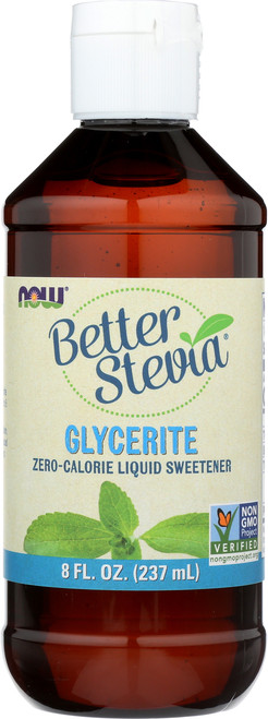 BetterStevia® Glycerite - 8 oz