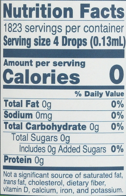 BetterStevia® Organic Liquid Extract - 8 oz.