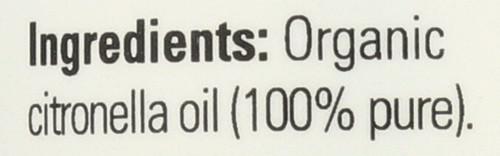 Citronella (Certified Organic) - 1 oz.
