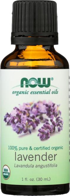 Certified Organic Lavender Oil - 1oz