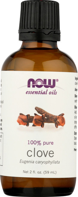 Clove Oil - 2 oz.
